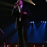 "Phil Collins performs on ""Front Row Center."""