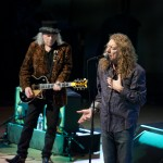 Robert Plant man with guitar Credit Erika Goldring 2011