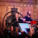Caption-  Brandon Flowers, Ronnie Vannucci Jr.-Photo credit- Taylor Hill